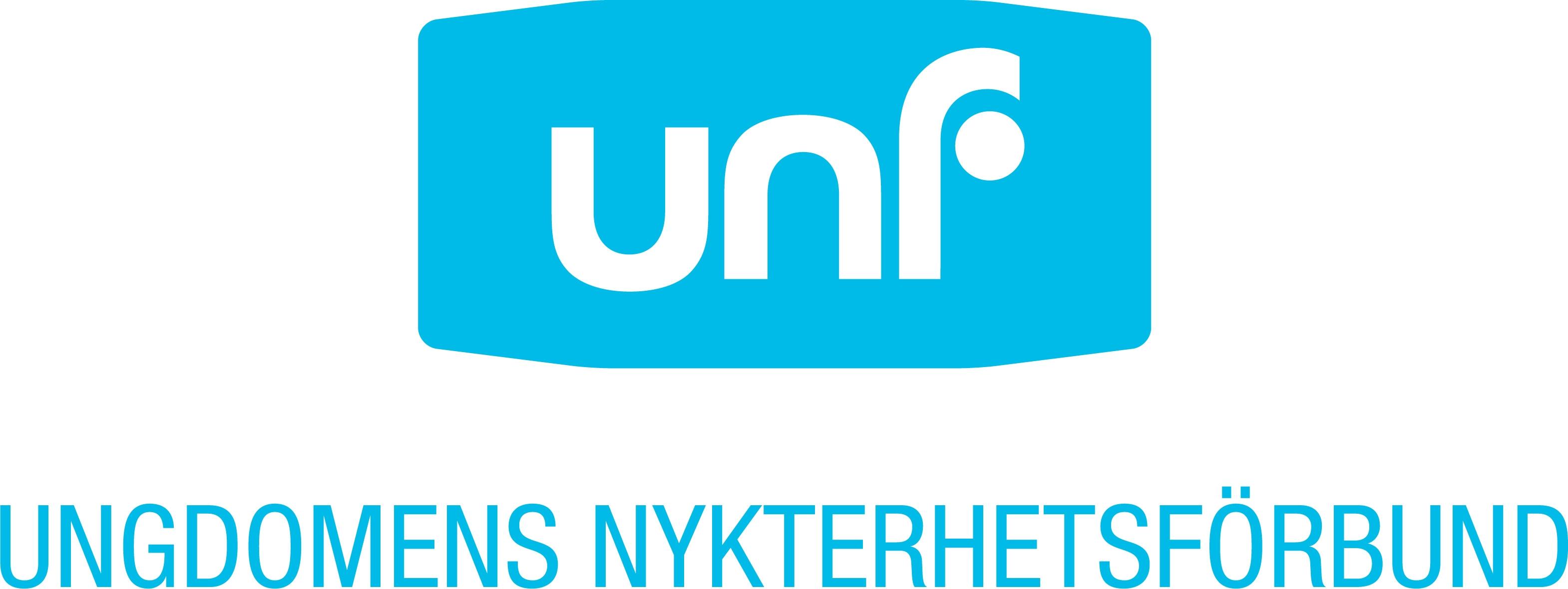 UNF högupplöst logga blå