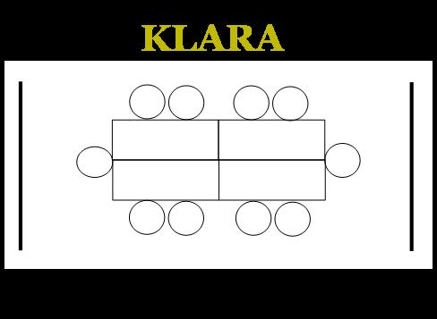 Möblering Klara
